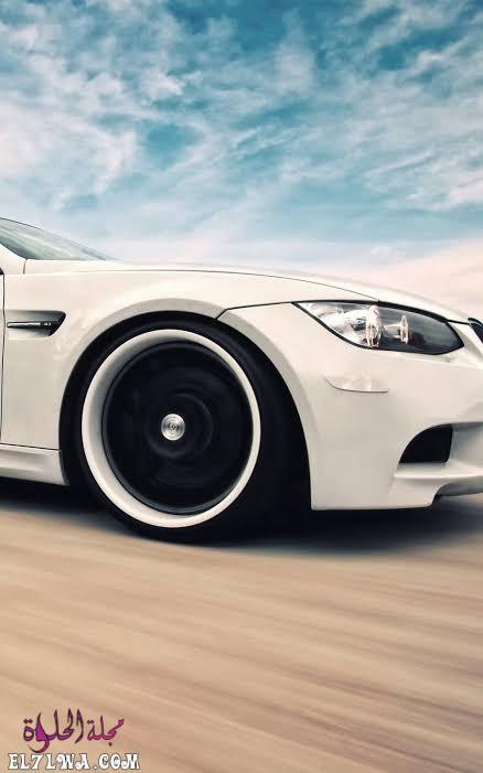 خلفيات موبايل بيضاء صور سيارات
