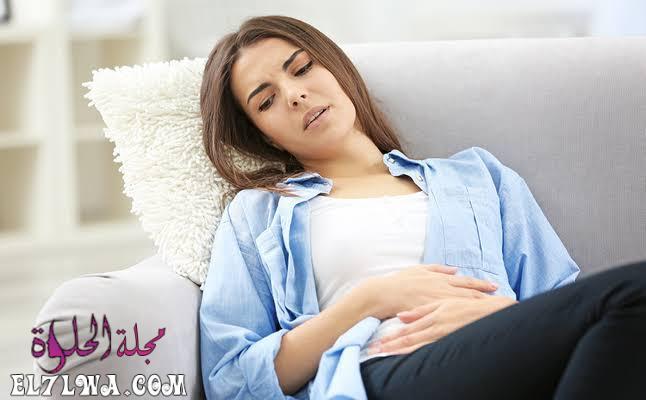 هل نزول خيوط دم من علامات الحمل