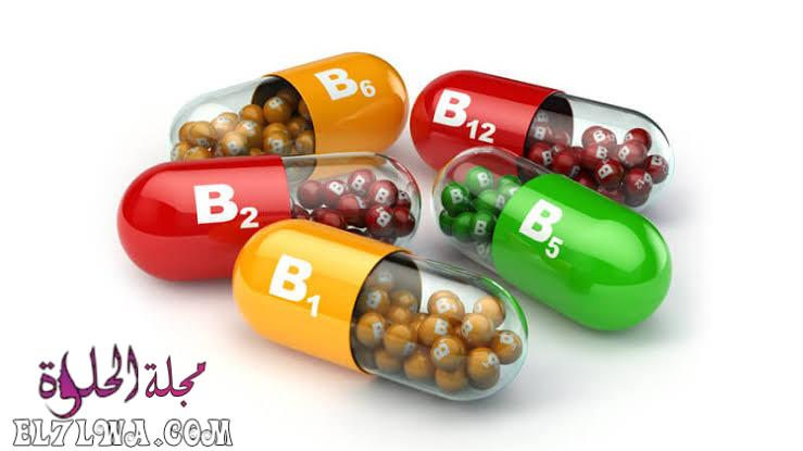 اعراض نقص فيتامين ب