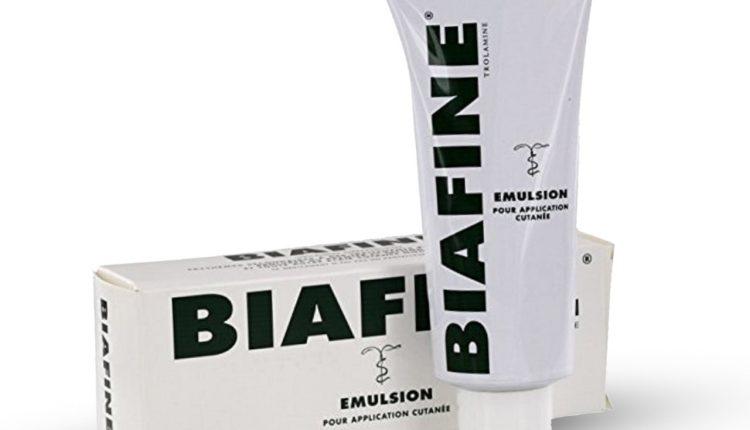كريم بيافين Biafine Cream لتبيض الوجه والمناطق الحساسة