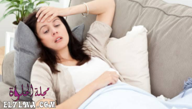 هل ممكن تظهر أعراض الدورة وتختفي يكون في حمل