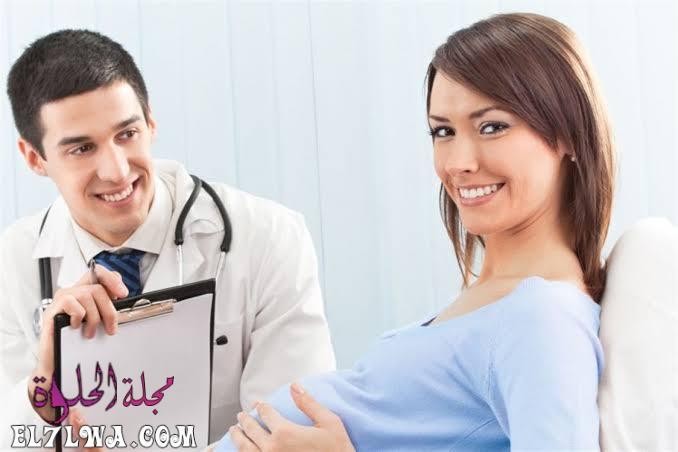 هل نزول دم اسود من علامات الحمل