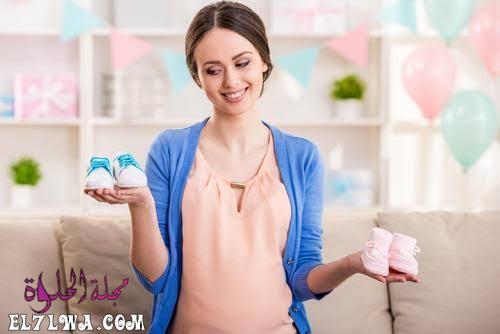جفاف الشفايف للحامل ونوع الجنين