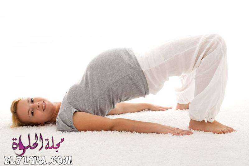 طريقة لرفع الجنين من الحوض في الشهر السابع