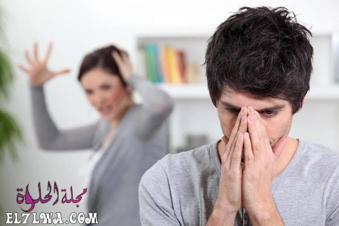 علامات كره الزوج لزوجته ناعمه الهاشمي